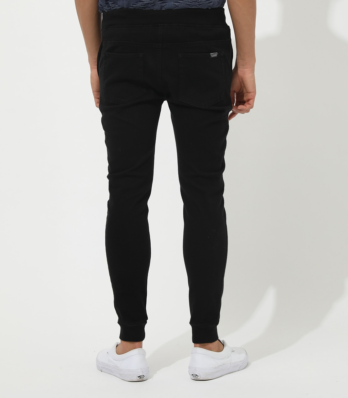 【AZUL BY MOUSSY】EASY ACTION SLIM JOGGER 詳細画像 BLK 6