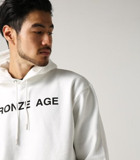 【AZUL BY MOUSSY】BRONZE AGE RIB HOODIE