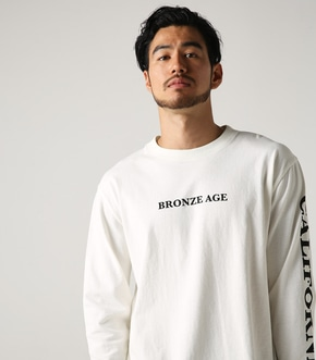 【AZUL BY MOUSSY】BRONZE AGE LONGSLEEVE TSHIRTS