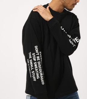 VACANTS BIG LONG SLEEVE