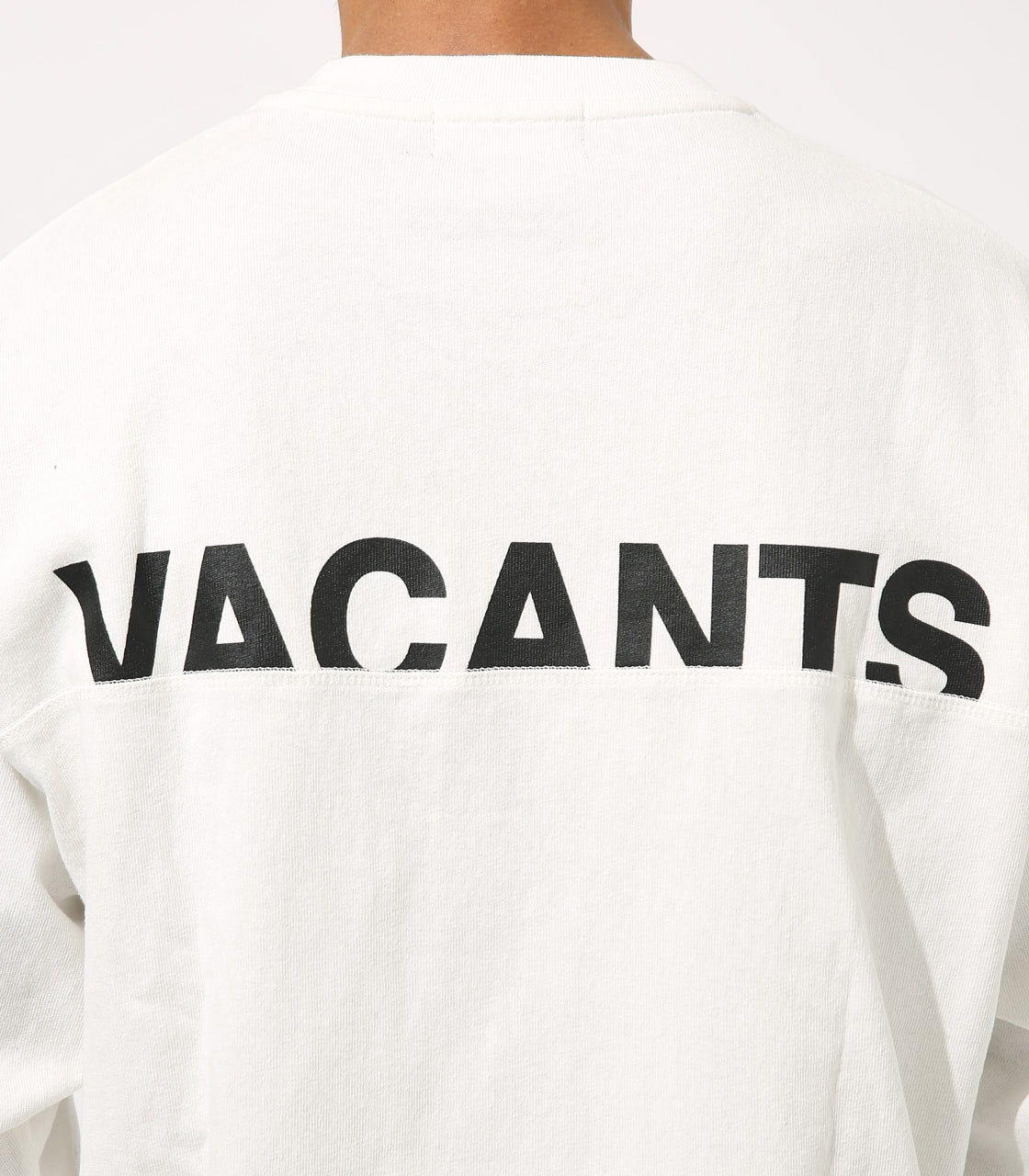 【AZUL BY MOUSSY】VACANTS BIG LONG SLEEVE 詳細画像 WHT 9