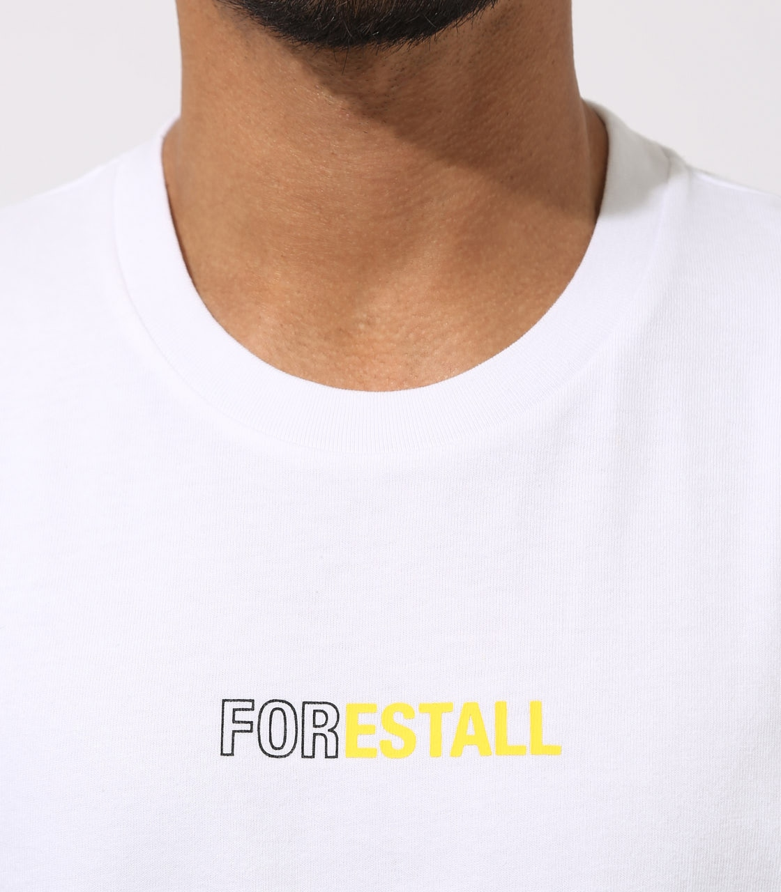 FORESTAILL PRINT TEE 詳細画像 WHT 7