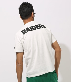 【AZUL BY MOUSSY】NFL RAIDERS TEE