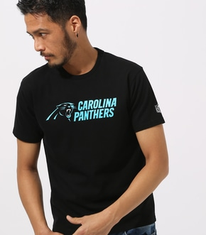 【AZUL BY MOUSSY】NFL CAROLINA PANTHERS TEE