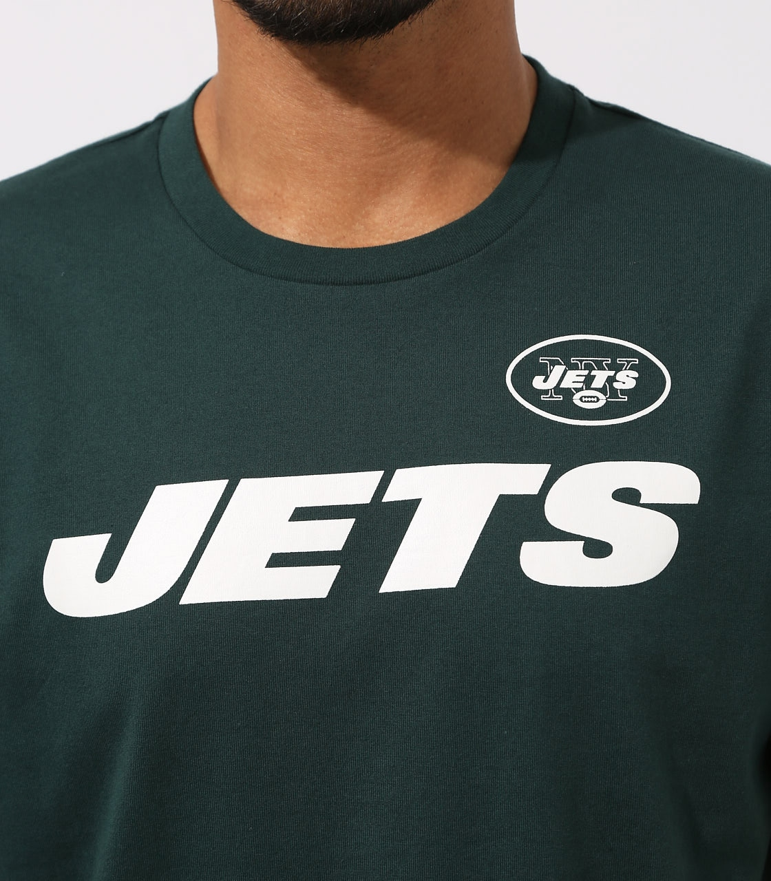 【AZUL BY MOUSSY】NFL JETS TEE 詳細画像 D/GRN 7