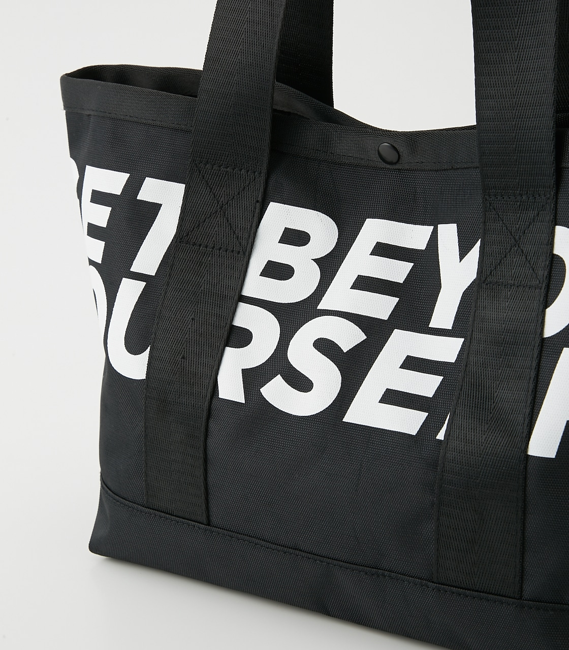 【AZUL BY MOUSSY】CLUBAZUL GET BEYOND TOTE BAG 詳細画像 BLK 4