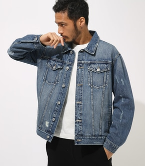 【AZUL BY MOUSSY】DENIM JACKET