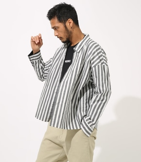 STRIPE RELAX SHIRT