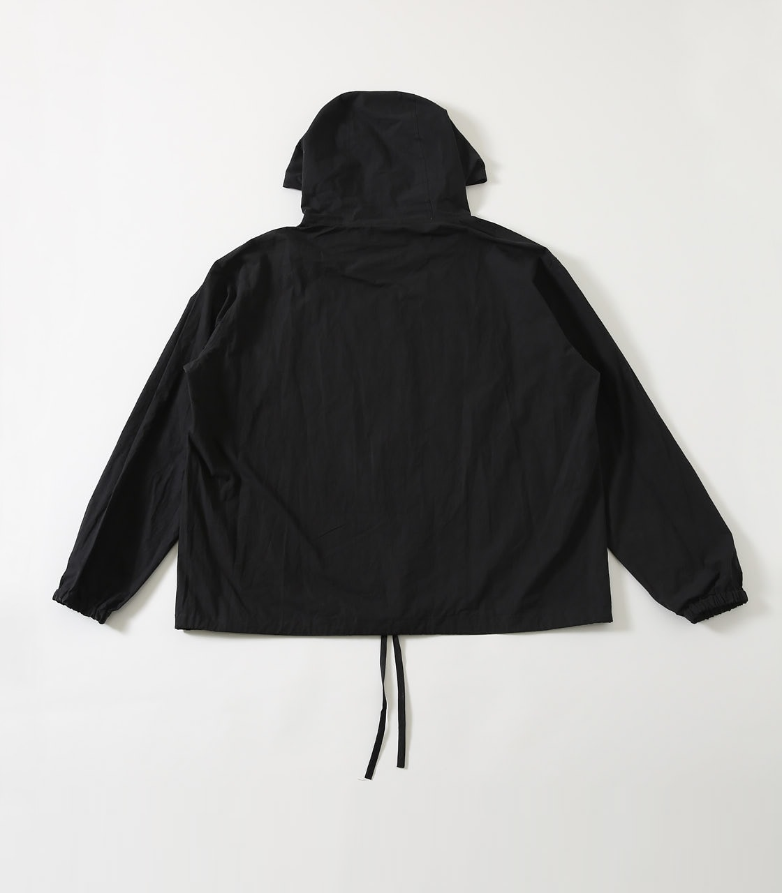 【AZUL BY MOUSSY】OVERSIZED COTTON ANORAK 詳細画像 BLK 2