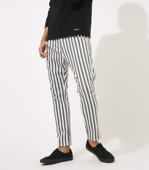 【AZUL BY MOUSSY】STRETCH STRIPE SLIM
