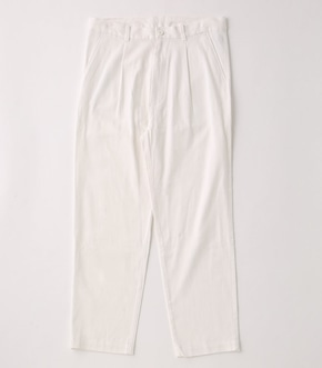 【AZUL BY MOUSSY】COTTON STRETCH TAPERED CHINO