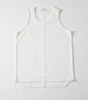 【AZUL BY MOUSSY】MESH TANK TOP