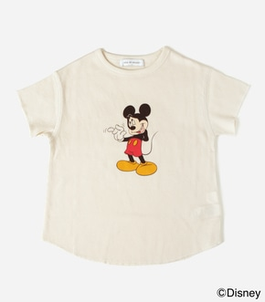【AZUL BY MOUSSY】KIDS Hi MICKEY TEE