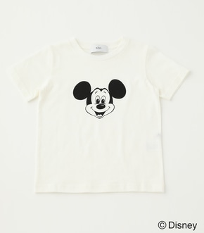 【AZUL BY MOUSSY】KIDS MICKEY FACE TEE