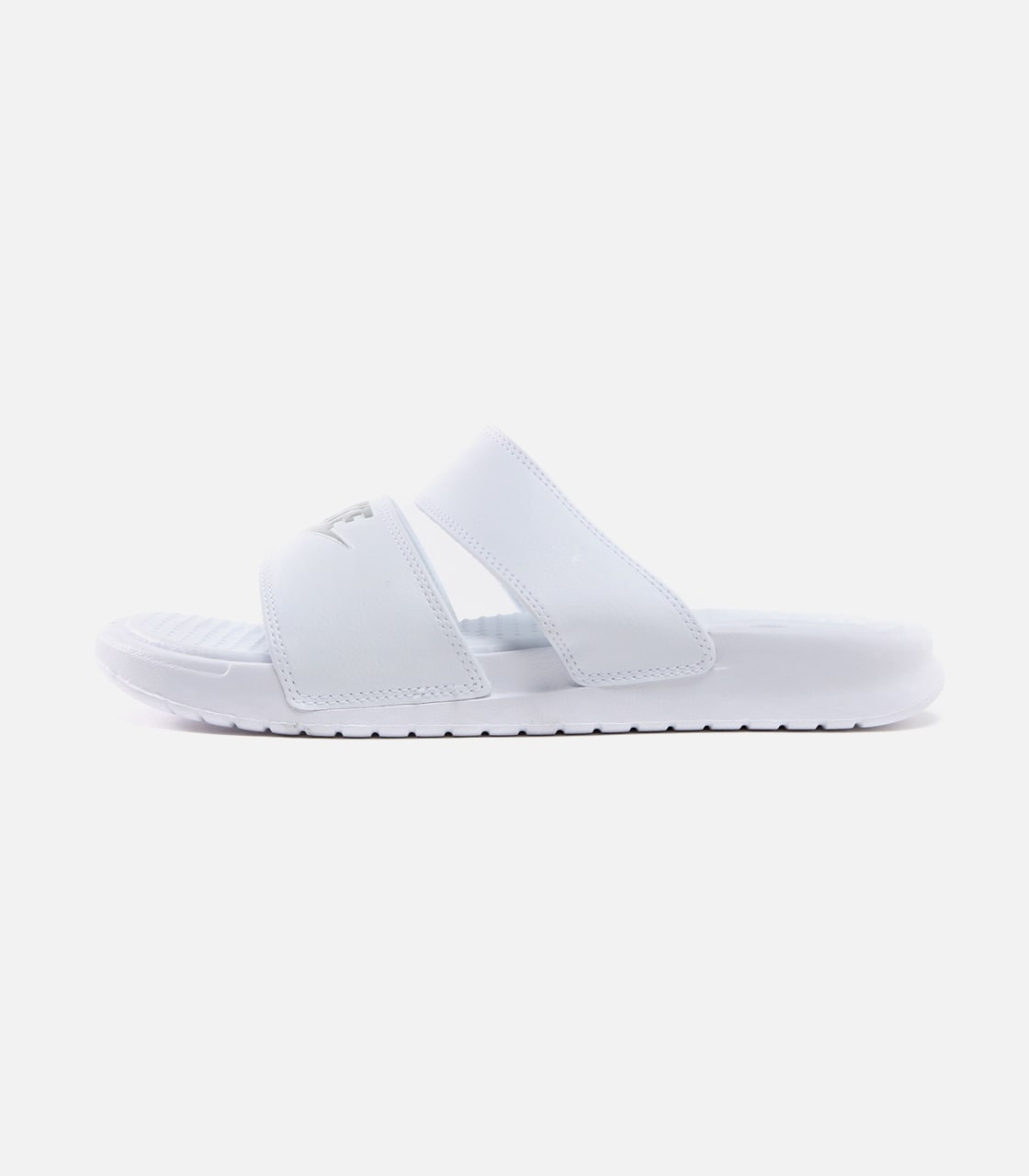 【AZUL BY MOUSSY】WIMNS NIKE BENASSI DUO ULTRA SLIDE 詳細画像 WHT 2