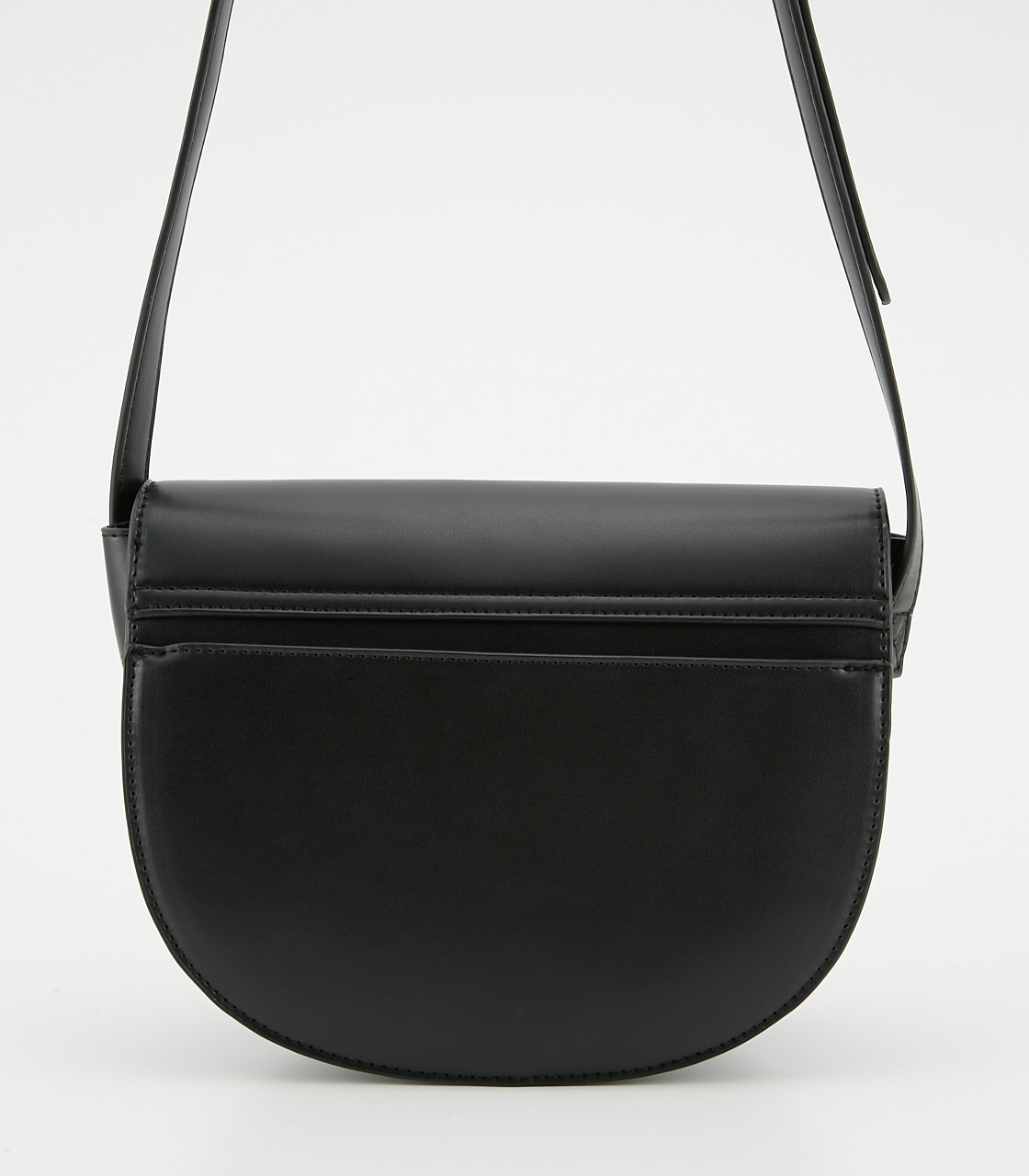 【AZUL BY MOUSSY】サークルメタルショルダーバッグ 詳細画像 BLK 5