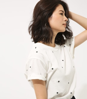 【AZUL BY MOUSSY】ランダムSTAR TEE