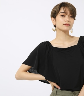 【AZUL BY MOUSSY】エスパンディ2WAYトップス
