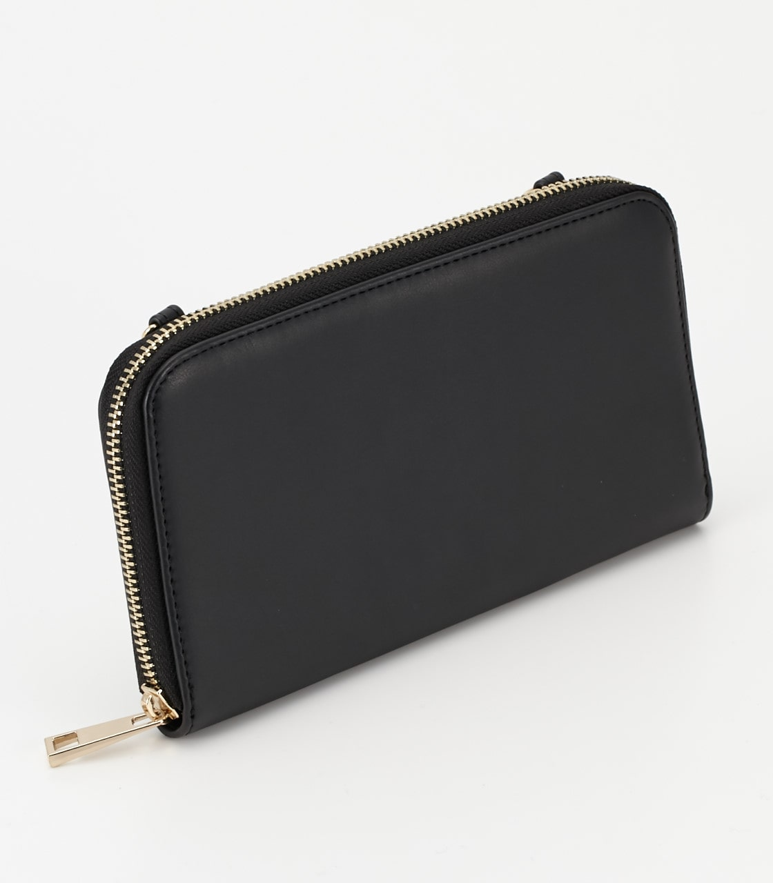 【AZUL BY MOUSSY】サークルリングウォレットバッグ 詳細画像 BLK 6