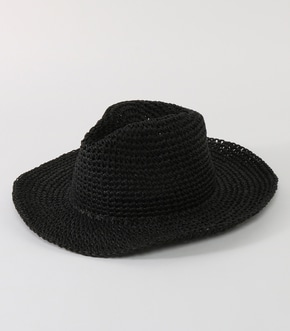 【AZUL BY MOUSSY】ポケッタブルザツザイ風HAT