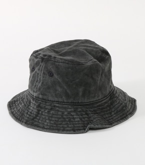 【AZUL BY MOUSSY】ウォッシュ加工バケットHAT