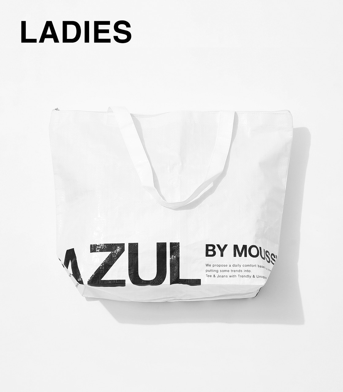 【AZUL BY MOUSSY】2018 SUMMER BAG LD5000