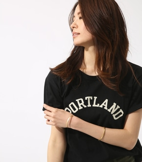 【AZUL BY MOUSSY】PORTLAND TEE