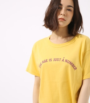 【AZUL BY MOUSSY】THE AGE TEE