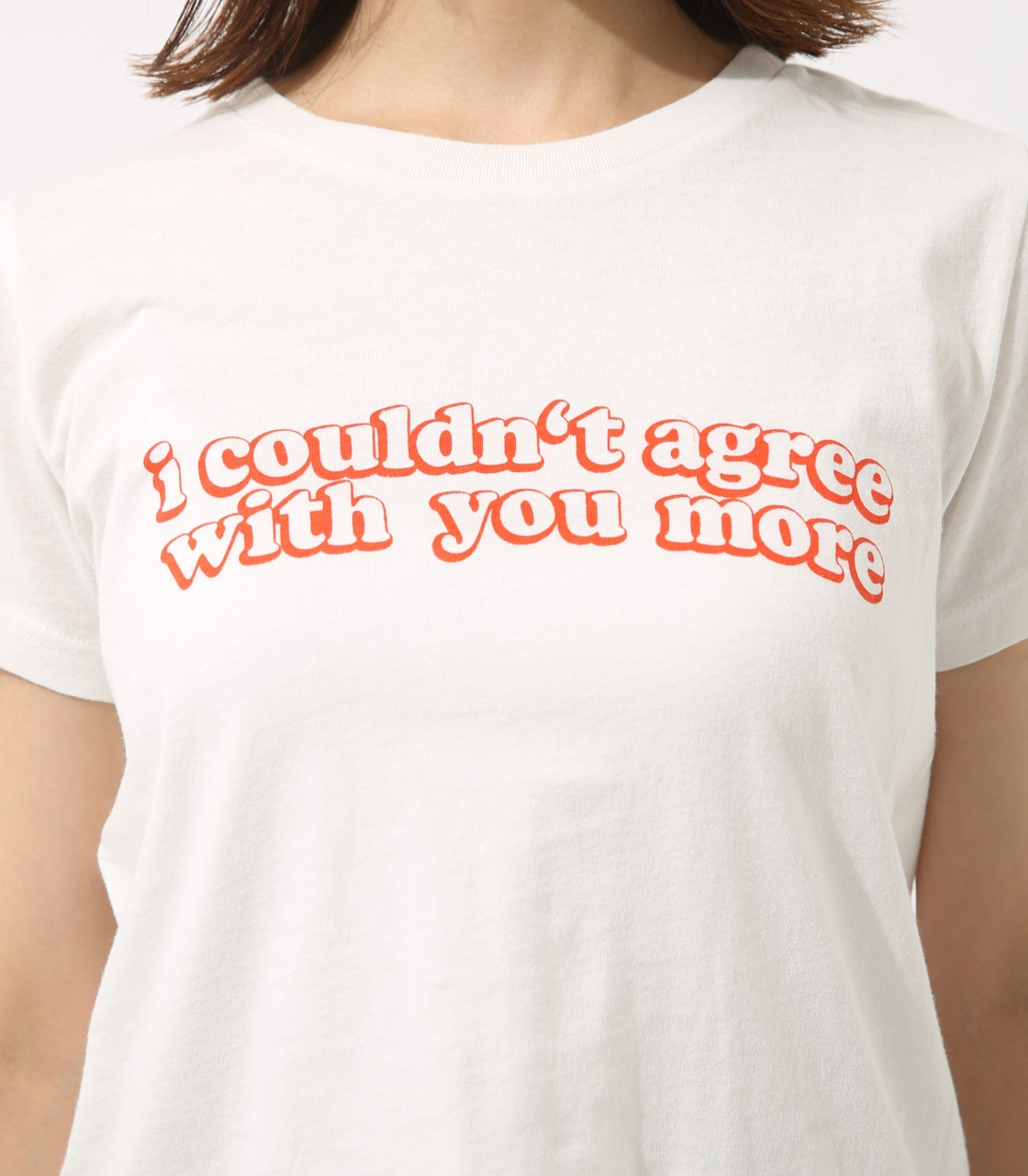 With you more TEE 詳細画像 WHT 8