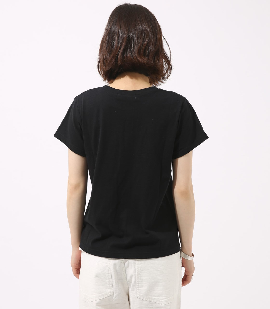 【AZUL BY MOUSSY】With you more TEE 詳細画像 BLK 7