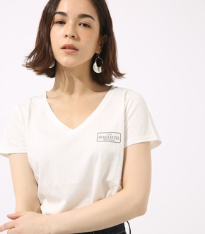 【AZUL BY MOUSSY】SUGGESTIVE TEE
