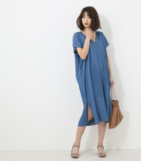 【AZUL BY MOUSSY】オーバーワンピース