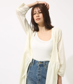 【AZUL BY MOUSSY】カシュクール2WAYガウン 詳細画像