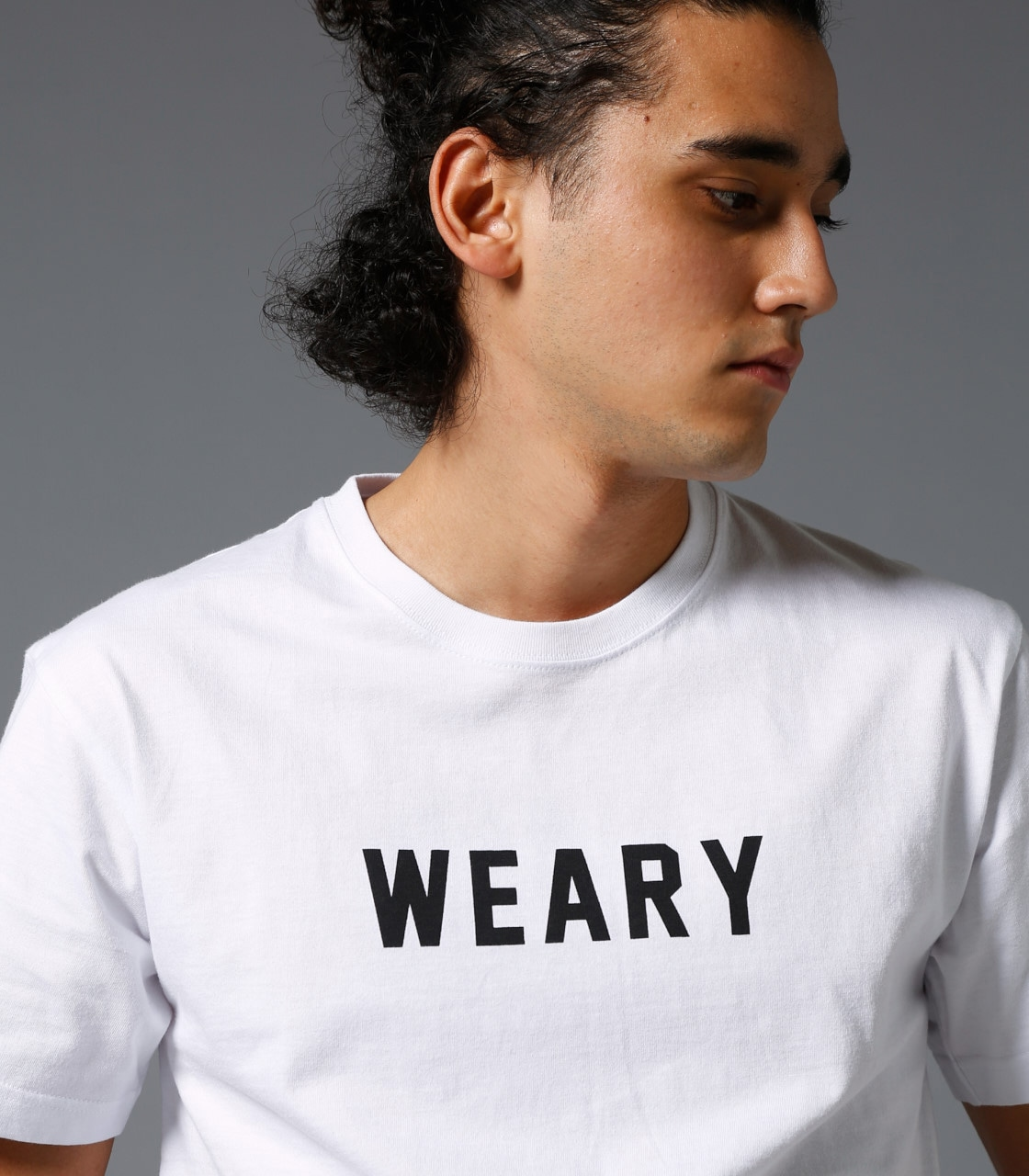 【AZUL BY MOUSSY】WEARY 半袖T 詳細画像 WHT 2