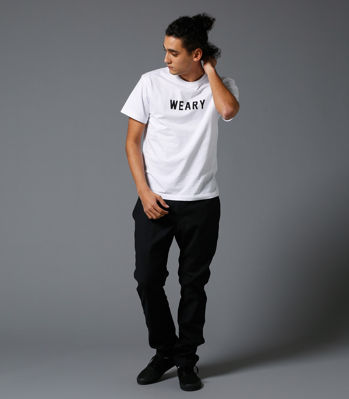 【AZUL BY MOUSSY】WEARY 半袖T 詳細画像 WHT 4