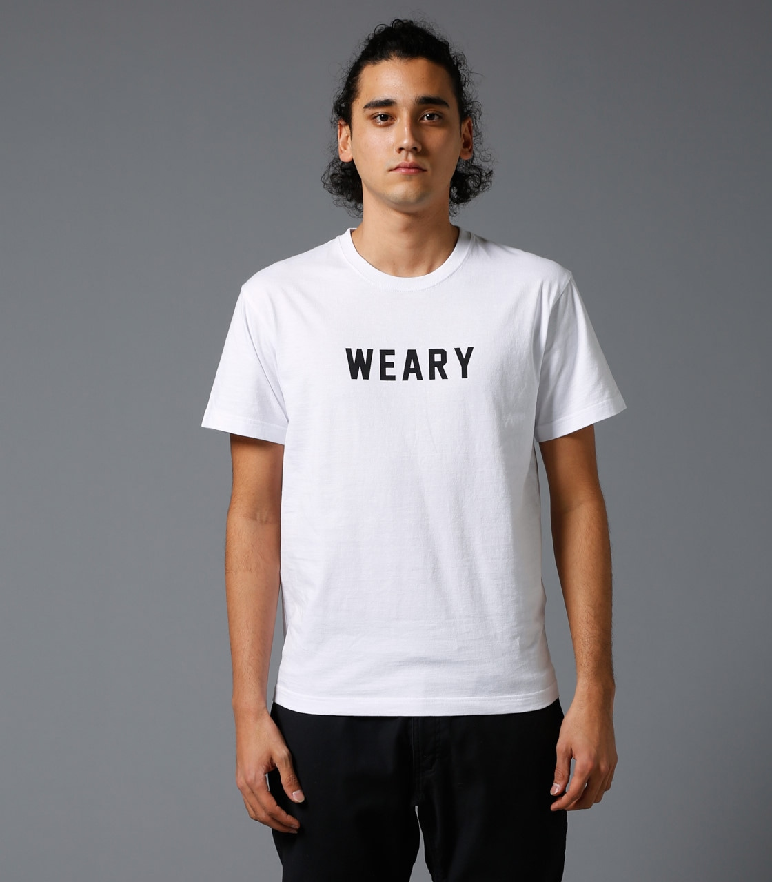 【AZUL BY MOUSSY】WEARY 半袖T 詳細画像 WHT 5