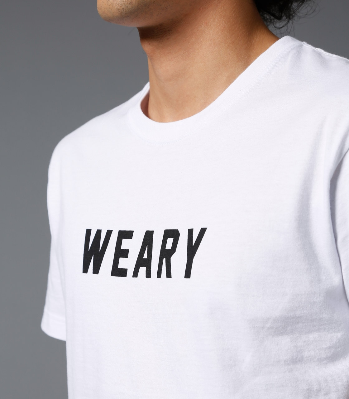 【AZUL BY MOUSSY】WEARY 半袖T 詳細画像 WHT 8