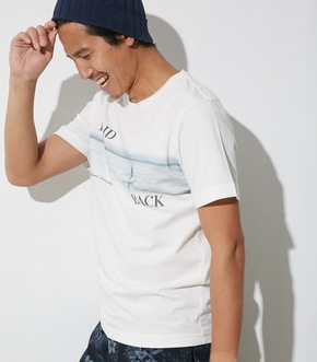 【AZUL BY MOUSSY】LAID BACK PHOTO半袖T