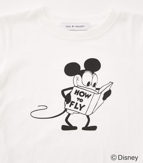 【KIDS】モノクロ OLD MICKEY TEE 詳細画像