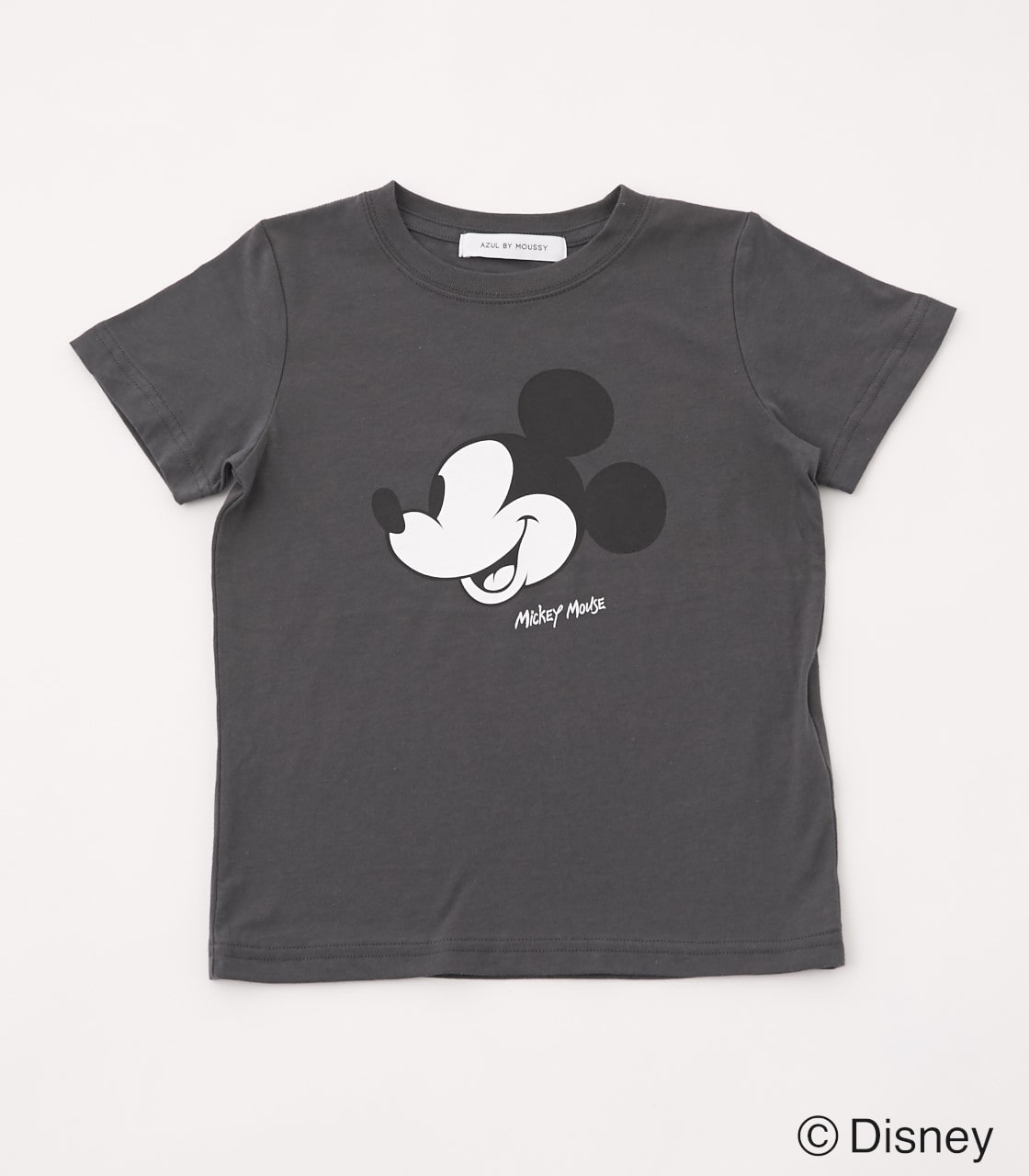 【KIDS】Mickey Mouse TEE 詳細画像 L/BLK 1