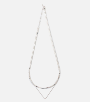 CIRCLE CHAIN NECKLACE/サークルチェーンネックレス