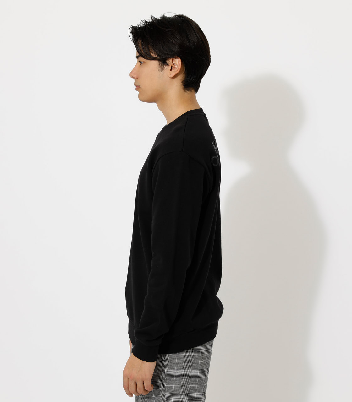 SYNC/HIVE PULLOVER/シンク/ハイブプルオーバー 詳細画像 BLK 5