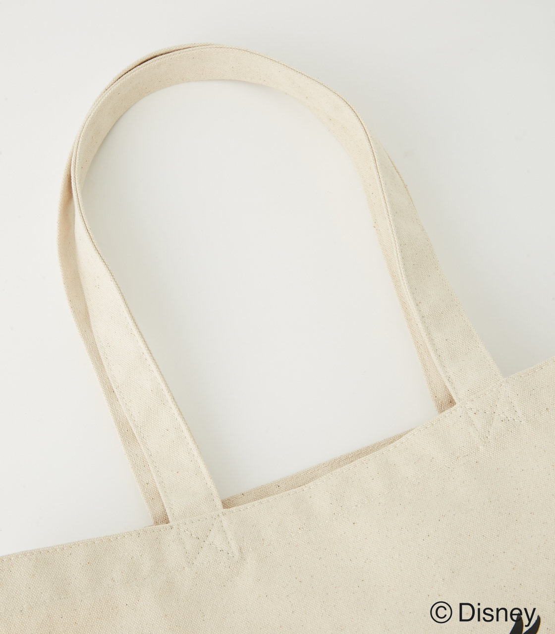 DONALD DUCK TOTE BAG/ドナルドダックトートバッグ 詳細画像 O/WHT 5
