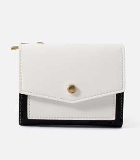 BI-COLOR WALLET