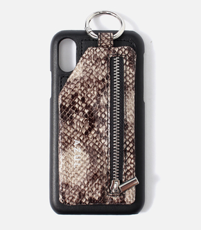 ZIP PHONE CASE
