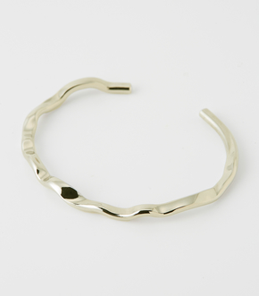 DISTORED METAL BANGLE