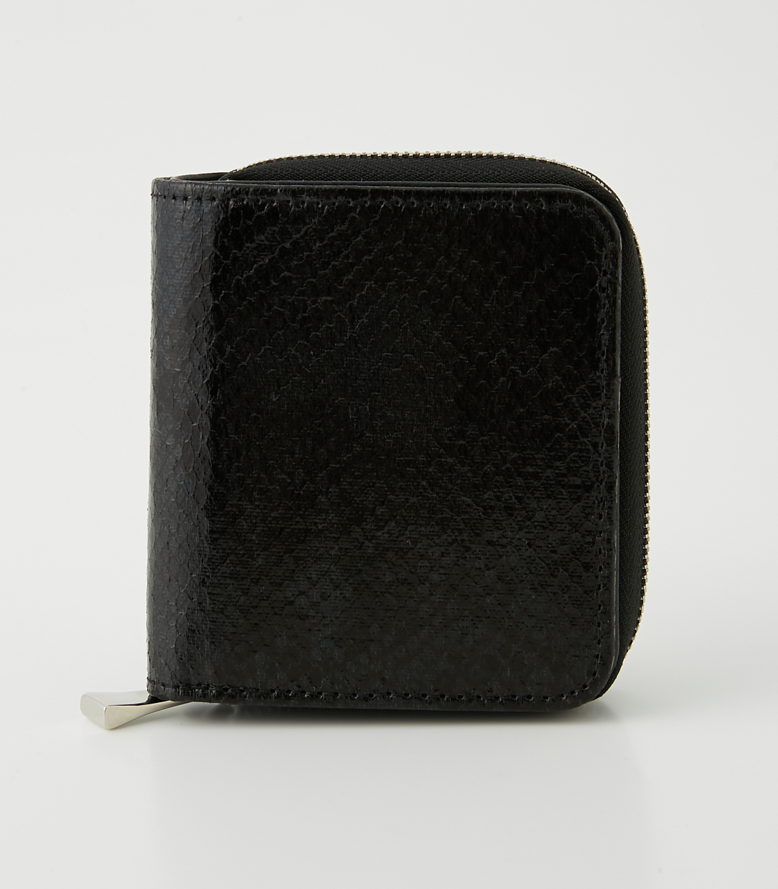 PYTHON COMPACT WALLET/パイソンコンパクトウォレット 詳細画像 柄BLK 1