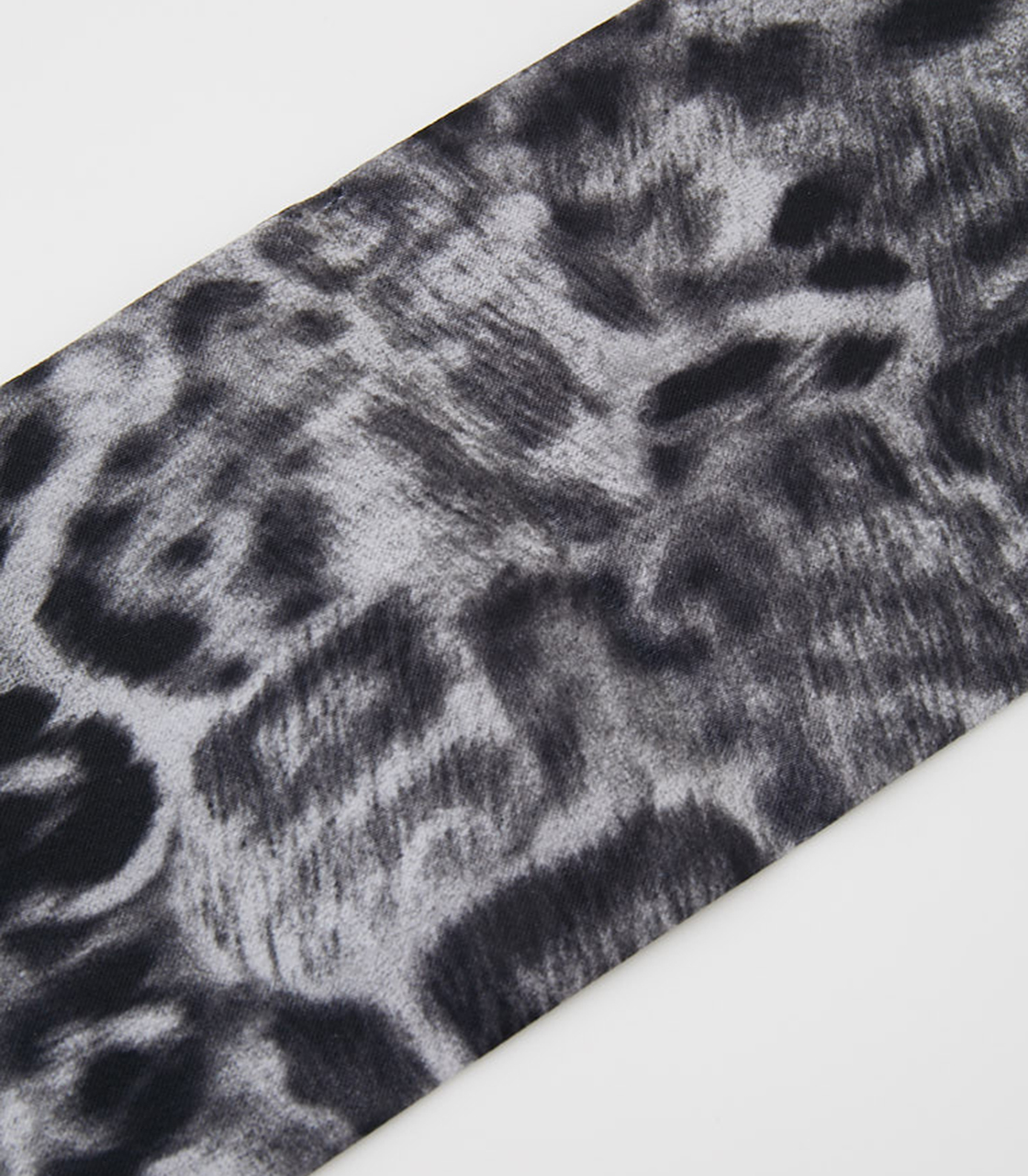 LEOPARD SCARF NECKLACE/レオパードスカーフネックレス 詳細画像 柄GRY 6