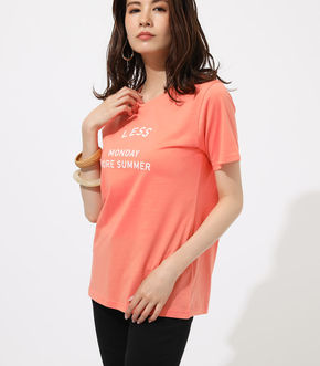 【AZUL BY MOUSSY】LESS TEE