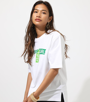 【AZUL BY MOUSSY】SUPERB GIRLS TEE